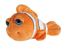 Petjes World Bright Eyes Clownfish20cm Pre School Toys