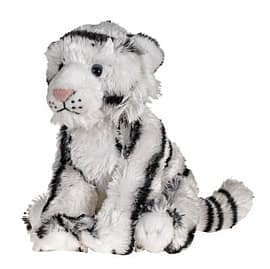 Petjes Soft Huggers White Tiger 20cm Soft Toy Pre School Toys