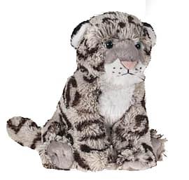 Petjes Soft Huggers Snowleopard 20cm Soft Toy Pre School Toys