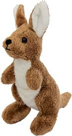 Petjes Kangaroo Soft Toy 13cm Pre School Toys
