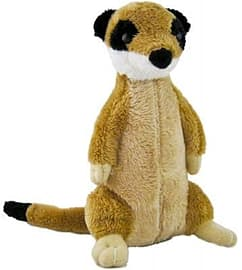Petjes Mini Meerkat Soft Toy 13cm Pre School Toys