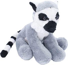 Petjes Mini lemur Soft Toy 13cm Pre School Toys