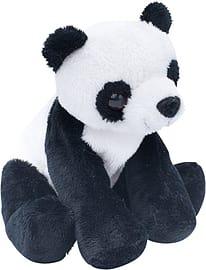 Petjes Mini Panda Soft Toy 13cm Pre School Toys