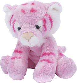 Petjes Girly Tiger Pink Soft Toy 13cm Pre School Toys