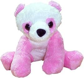 Petjes Girly Pink Panda Soft Toy 13cm Pre School Toys