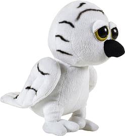 Petjes Bright Eyes Snowy Owl 20cm Soft Toy Pre School Toys