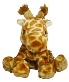 Petjes Sweeties Giraffe Soft Toy 16cm Pre School Toys