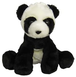 Petjes Sweeties Panda Soft Toy 16cm Pre School Toys