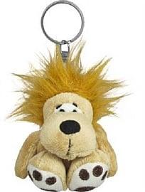 Petjes Bright Eyes Lion Keychain Pre School Toys