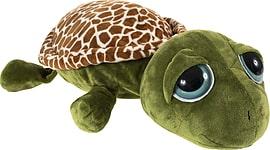 Petjes Bright Eyes Green Turtle Soft Toy 63cm Pre School Toys