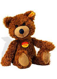 Steiff Charly Brown Teddy Bear 23cm Pre School Toys