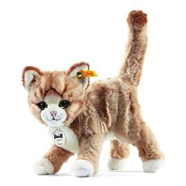 Steiff Mizzy the Cat Soft Toy Pre School Toys