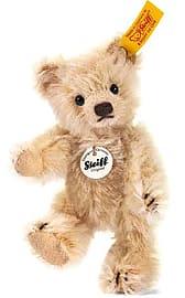 Steiff Classic Mini Blond Teddy Bear Pre School Toys