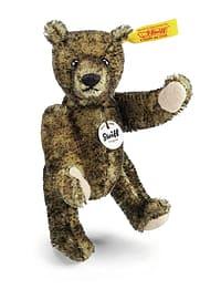 Steiff Mini Classic Teddy Bear Green Tipped Pre School Toys