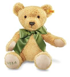 Steiff Cosy Year 2014 Teddy Bear Pre School Toys