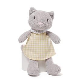 Gund Mini Meadow Clove the Cat Soft Toy Pre School Toys