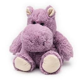 Intelex Microwaveable Hippo Soft Toy Pre School Toys