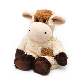 Intelex Microwaveable Cow Soft Toy Pre School Toys