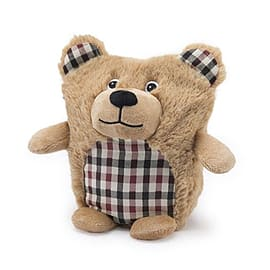 Intelex Hooty Friends Microwaveable Bear Pre School Toys