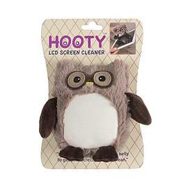 Intelex Hooty Brown Owl LCD Screen Cleaner Pre School Toys