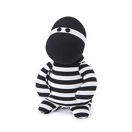 Intelex Socky Doll Bandito The Bandit Pre School Toys