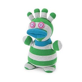 Intelex Socky Doll Boo The Monster Pre School Toys