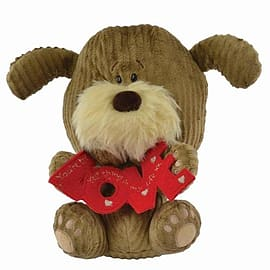 Lots Of Woof LOVE large Soft Toy Pre School Toys
