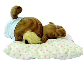 Lots of Woof PJ Case snooze Pre School Toys
