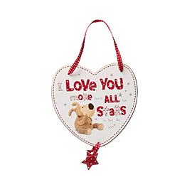 Boofle 'I Love You' Plaque Pre School Toys