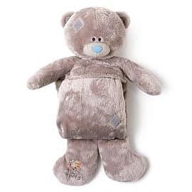 Tiny Tatty Teddy Foldable Blanket Bear Pre School Toys