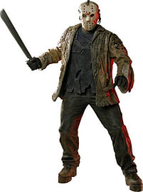 Friday The 13th 19 Inch Jason 2 With Sound Figurines and Sets
