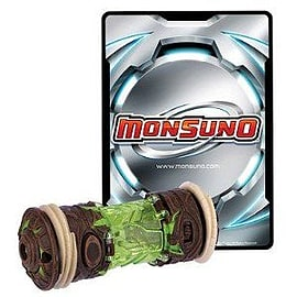 Monsuno Wild Core - Dust Surge Figurines and Sets