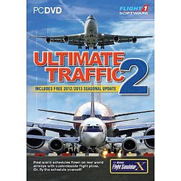 Ultimate Traffic 2 2013 Edition For FSX PC