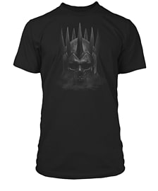 The Witcher T-Shirt Eriden Medium Clothing