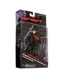 The Spirit 7 Inch Action Figure Figurines and Sets