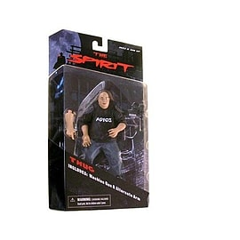 The Spirit 7 Inch Thug Action Figure Figurines and Sets