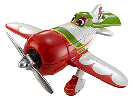 Planes - Die Cast Vehicle - El Chupacabra Figurines and Sets