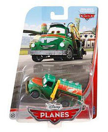 Disney Planes Die Cast Vehicle Chug Figurines and Sets