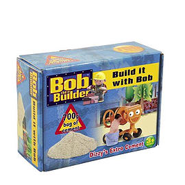 Build It With Bob The Builder - Extra Cement Figurines and Sets