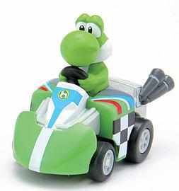ChoroQ Steer Mario Kart - Yoshi Scaled Models