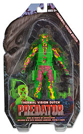 Predator 2 Series 11 Thermal Vision Dutch Figurines and Sets