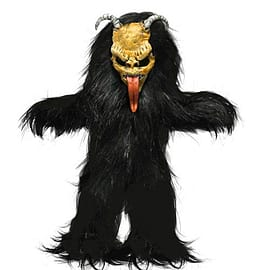 Living Dead Dolls Krampus (Black and Tan) Figurines and Sets