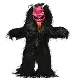 Living Dead Dolls Krampus (Black and Red) Figurines and Sets