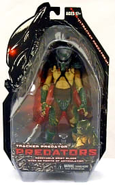 Predators Series 2 Action Figure - New Tracker Figurines and Sets