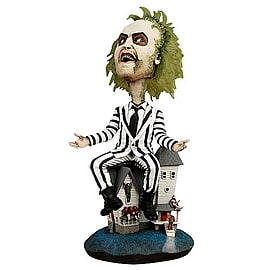 Beetlejuice Head Knocker Figurines and Sets