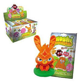 Moshi Monsters Clay Buddies Box (24 Pieces) Figurines and Sets
