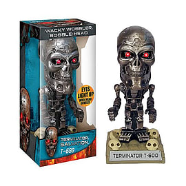 Terminator Movie (Gold) - Bobblehead Figurines and Sets