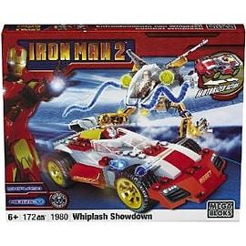 Mega Bloks Iron Man 2 Whiplash Showdown Blocks and Bricks
