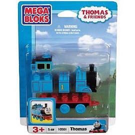 Mega Bloks Thomas Buildable Character Blocks and Bricks