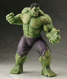 ACC MARVEL ARTFX+ HULK AVENGERS NOW Figurines and Sets